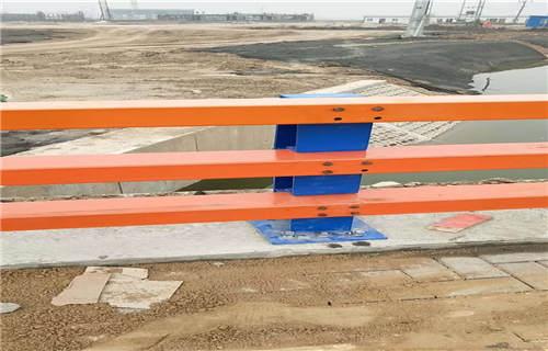 迪庆钢板立柱桥梁护栏