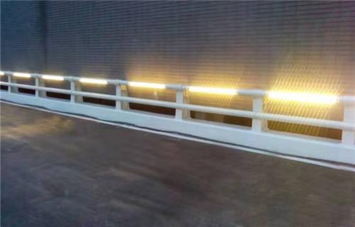 蚌埠不銹鋼復合管交通道路欄桿