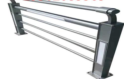 蚌埠公園美觀欄桿怎么安裝
