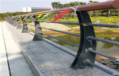 马鞍山河道景观护栏一般几米高
