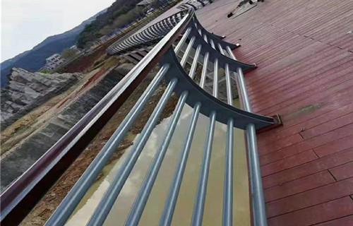 马鞍山河道景观护栏生产商