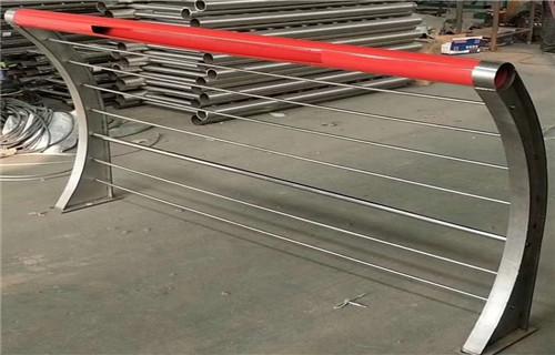 马鞍山市政护栏安装图纸
