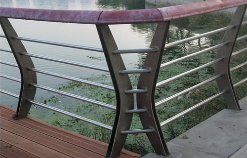马鞍山和县不锈钢复合管护栏交货及时