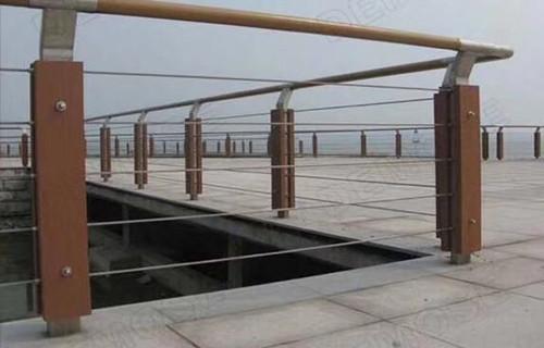 新余不锈钢复合管2019年新款景观护栏