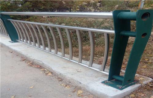 内江河桥铁艺栏杆来图定制批发