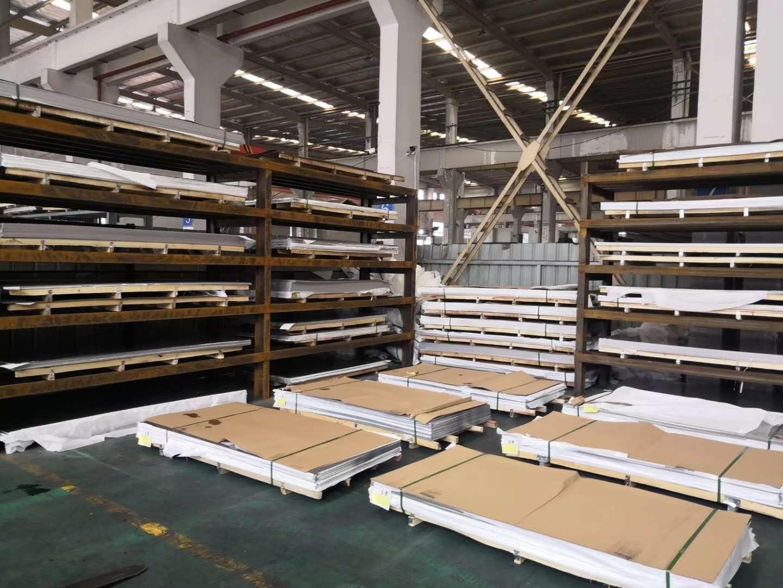 厦门黑钛不锈钢板原厂质保书