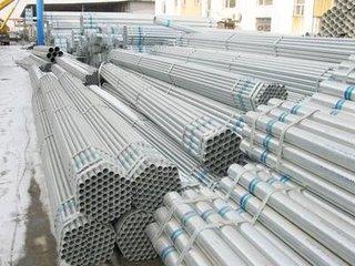 北京厚壁镀锌钢管