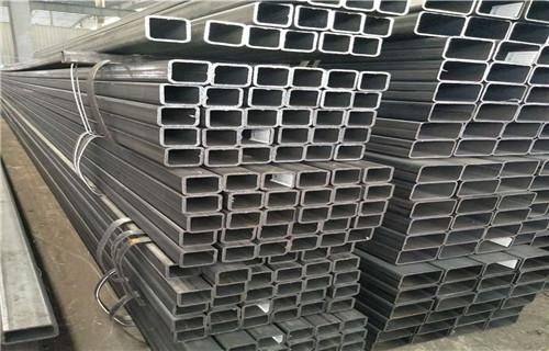 东营Q345B焊接矩形管现货主营