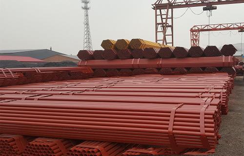 西宁市外架钢管多少钱一根