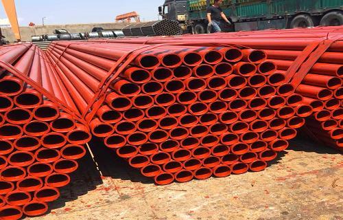 青海西宁工地外架钢管多少钱一吨