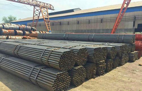 河北廊坊工地外架钢管多少钱一吨