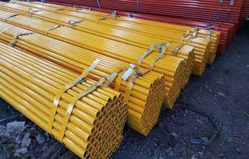 江西外架钢管多少钱一米