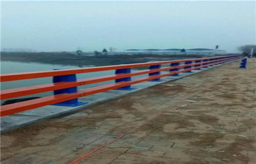 阿坝不锈钢复合管河道护栏材质达标