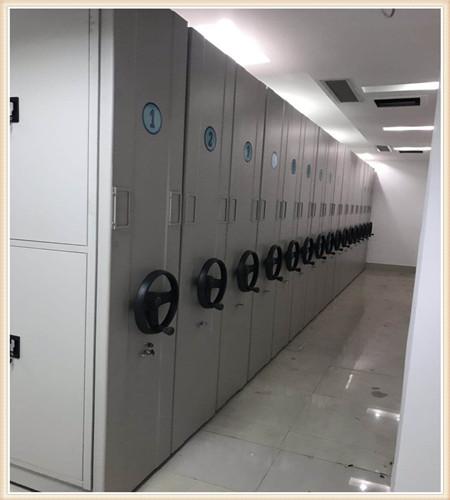 蚌埠企業檔案庫密集柜增加