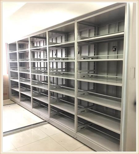 蚌埠電動智能檔案柜樣品