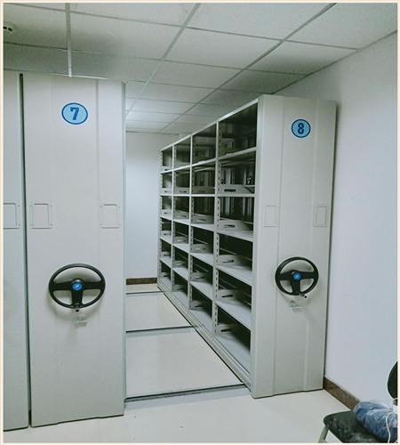 锦州全封闭移动档案架厂家拿货价格