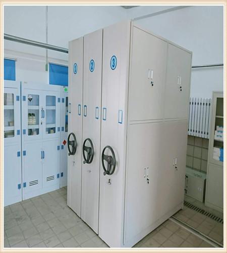 北京移动密集型书架档案柜