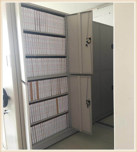 湖南密集柜式档案架哪里有销售