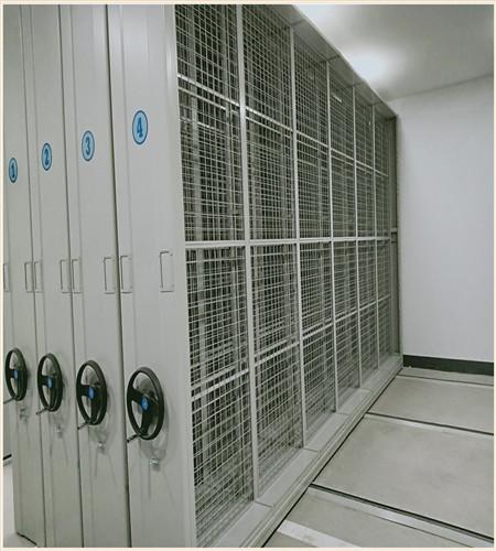 蚌埠移動檔案櫥物資柜