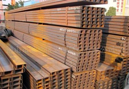 蚌埠槽鋼廠家價格
