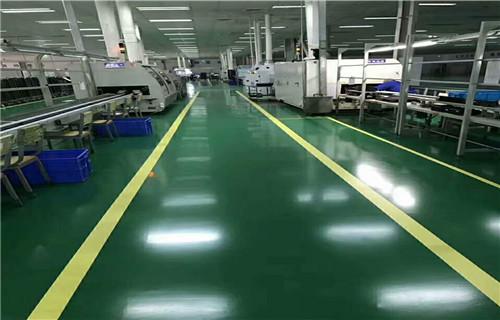 枣庄环氧树脂地坪车库专业用材料