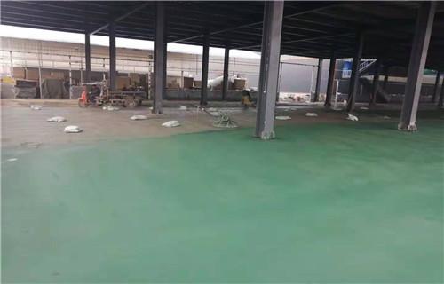 沧州地面金刚砂材料代替水泥地面