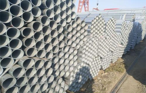 湖南镀锌带钢管质量保证
