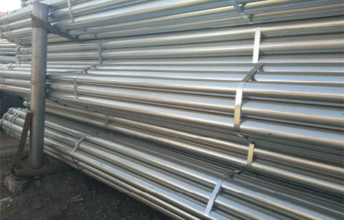 临沂热镀锌钢管一根多重