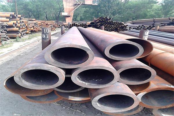 德宏15CrMoG精密无缝钢管厂家发货