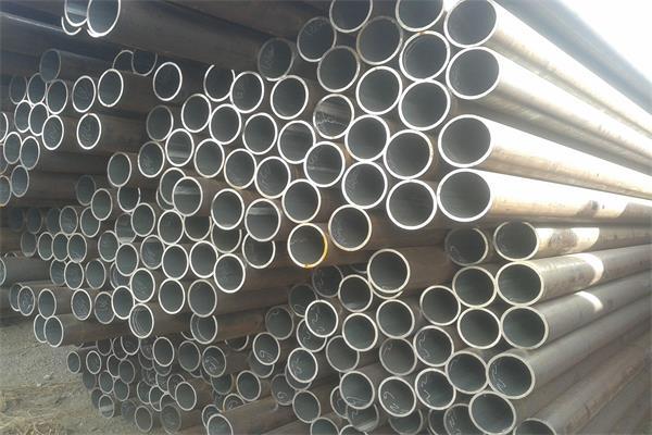 河南Q345D精密无缝钢管厂家发货