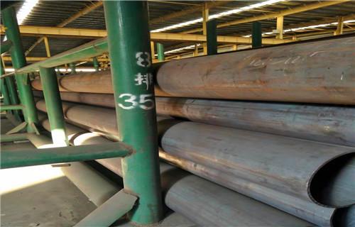 马鞍山Q345D低温管道钢管库存量大