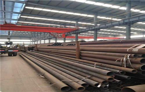 海南Q345D高频焊管价格低
