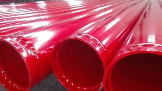 DN40钢塑复合管每日报价