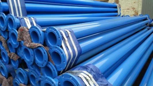 4寸衬塑镀锌钢管厂家价格