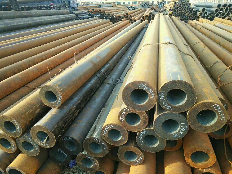 蚌埠Q345B無縫鋼管規格型號