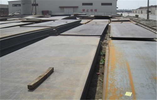 湖南35号中厚钢板生产基地
