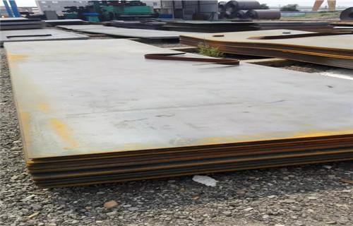 湖南Q345B开平钢板加工切割