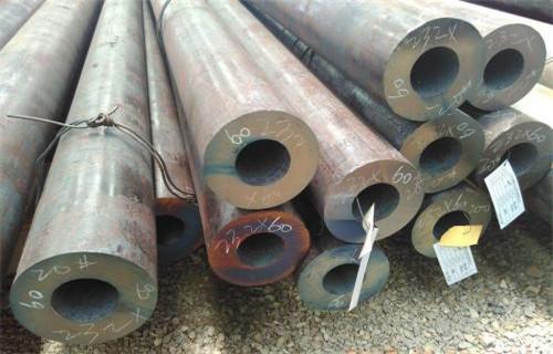辽宁Q345B大口径钢管交易市场