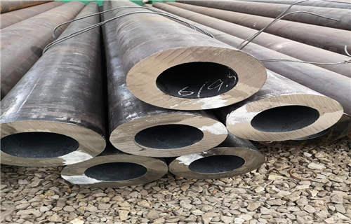 阳江Q235厚壁钢管42crmo合金管无缝方管价格管件切割