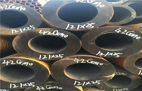 蚌埠35crmo厚壁合金管20cr大口徑厚壁無縫管專業制造廠家