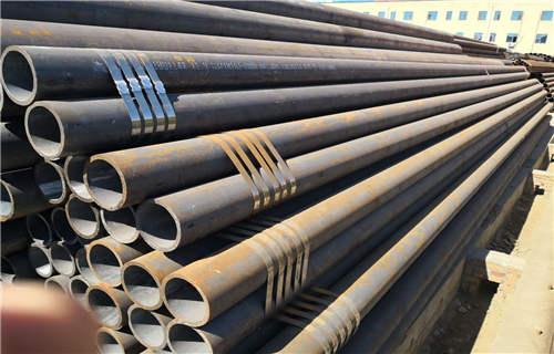 湖南Q345D厚壁无缝钢管20cr大口径厚壁无缝管公司低价