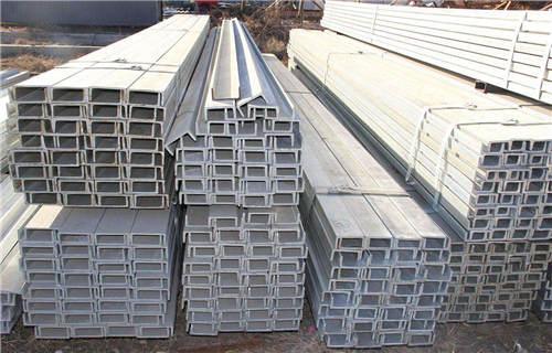 漳州Q345B槽钢近期价格