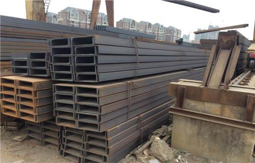 西宁Q345B槽钢保质保量