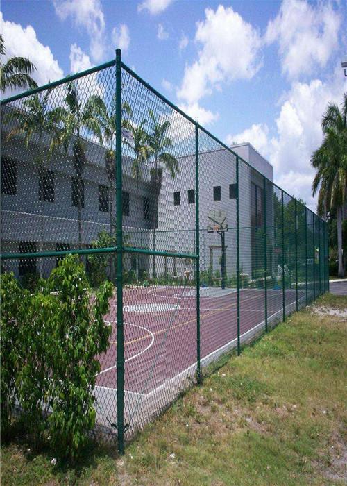 鹤城篮球场施工厂家