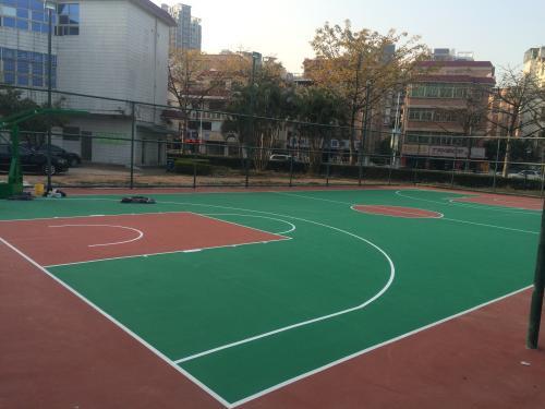贞丰篮球场施工公司包工包料