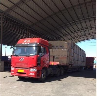 重庆到莆田返空货车返程货车-正在装车