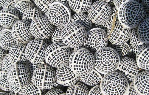 廊坊纤维球填料大量现货