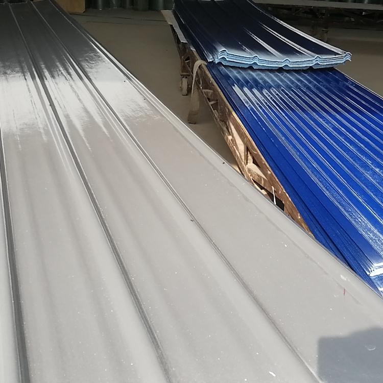 吉安玻璃钢防腐瓦蓝色玻璃钢阻燃板当地厂家价格