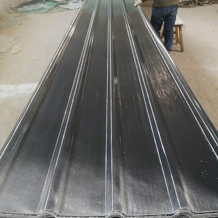 黑河化工厂房frp防腐瓦@玻璃纤维采光板每米价格