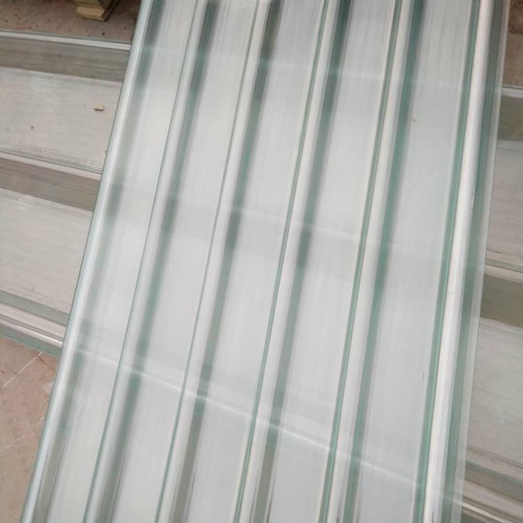 黑河玻璃钢采光板(厂房FRP采光带)生产厂家